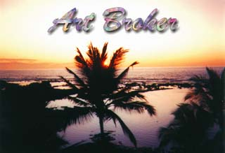 Aloha and Welcome to Art-Broker.com